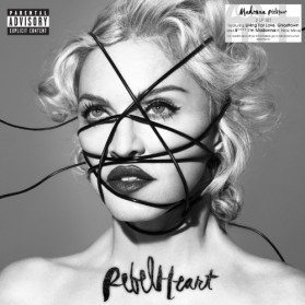 Madonna - Rebel Heart (2LP) Deluxe Edition