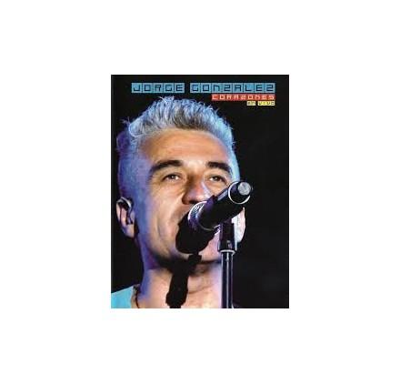 Jorge Gonzalez - Corazones En Vivo