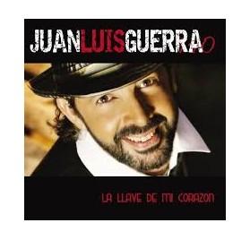 Juan Luis Guerra - La LLave De Mi Corazon (CD + DVD)