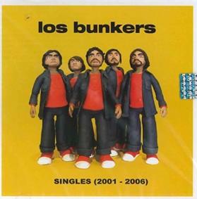 Los Bunkers - Singles 2001-2006 (CD + DVD)