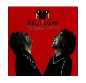 Serrat Y Sabina - Dos Pajaros De Un Tiro (CD + DVD)