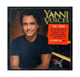 Yanni - Voces (CD+DVD)