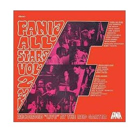 Fania All Stars - Live At The Red Garden Vol.2